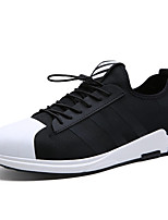 Men's Sneakers Spring Summer Comfort Light Soles Fabric Outdoor Athletic Casual Flat Heel Gore Running Shoes