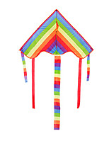 Kites Triangle Polycarbonate Creative Unisex 5 to 7 Years 8 to 13 Years 14 Years & Up