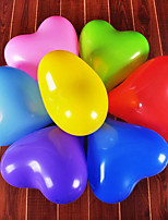 Mixed Color Balloons Novelty & Gag Toys Heart-Shaped 2 to 4 Years 5 to 7 Years 8 to 13 Years