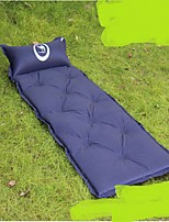 Moistureproof/Moisture Permeability Inflated Mat Blue Hiking Camping Traveling