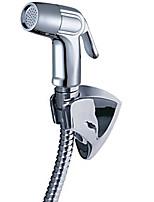 Portable Bathroom / Toilet Bidet Sprayer Multifunctional Shower Gun / 150 cm Hose And Shower Holder Included