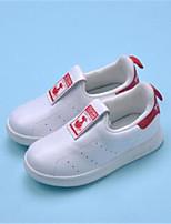 Boys' Sandals Summer Comfort PU Casual Flat Heel Black Purple Red