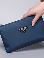 Men Clutch Oxford Cloth All Seasons Casual Blue Black Dark Blue