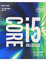 Intel Core i5-7600k lga 1151 processeurs de bureau