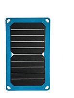 RNG-CMP-EFL5 Renogy 5w Outdoor Solar Charger High Efficiency Large Capacity Mobile Power Portable Folding Solar Rechargeable Board Panel 5W