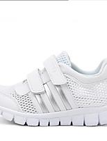 Girls' Sneakers Spring Fall Comfort Canvas Outdoor Casual Flat Heel Bowknot Hook & Loop Walking