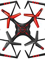 Drone 6 Canais 6 Eixos 2.4G Com Câmera HD Quadcópero com CR Upside-Down Vôo Controlar A Câmara Com CâmeraQuadcóptero RC Controle Remoto 1