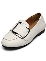 Boys' Flats Spring Fall Comfort Leatherette Outdoor Office & Career Party & Evening Casual Flat Heel Buckle