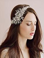 Для женщин Очаровательный Цепочка на голову,Все сезоны Серебряное покрытие