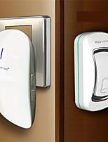 A306 АБС-пластик Невизуальные дверной звонок Беспроводной Дверные звонки и системы оповещения