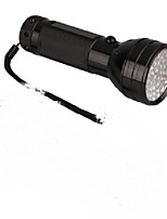 LED Flashlights/Torch LED Lumens Mode AAA Compact Size Camping/Hiking/Caving Outdoor Aluminum alloy