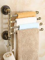 Towel Racks & Holders Neoclassical Zinc Alloy