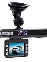 Factory OEM UTC-OTF-VGR1-11 JIELI(Mainland) HD 1280 x 720 Car DVR  2.7 inch Screen 9712 Dash Cam
