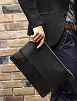 Herren PU Alltag Unterarmtasche