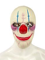 Déguisement Halloween Masques d'Halloween Masques de Carnaval Masques de Soirée Plastique 1pc