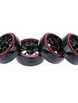 General RC Tire Neumático Coches RC / Buggy / Camiones Goma pet Plástico
