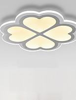 Монтаж заподлицо ,  Современный Анодирование Особенность for Светодиодная лампа С регулируемой яркостью АкрилГостиная Спальня
