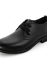 Men's Oxfords Spring Fall Winter Comfort Leather Office & Career Casual