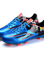 Sneakers Soccer Cleats Soccer Shoes/Football Boots Men's Kid's Anti-Slip Cushioning Wearproof Breathable Ultra Light (UL)Outdoor