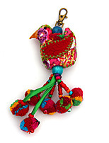 Key Chain Chicken Key Chain Red