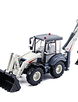 Pull Back Vehicles Model & Building Toy Excavating Machinery Metal