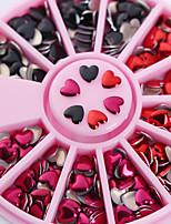 1box Декор для нейл-арта горный хрусталь жемчуг макияж Косметические Ногтевой дизайн