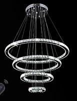 Lámparas Colgantes ,  Moderno / Contemporáneo Tradicional/Clásico Galvanizado Característica for Cristal LED Regulable MetalSala de estar