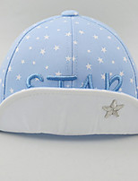 Baby's Cute Cotton Print Cats Peaked Boys/Girls Cap Hats 3-12 Months
