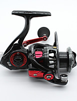 Fishing Reel Spinning Reels 5.2:1 9 Ball Bearings Right-handed General Fishing-GB3000