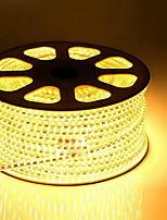 1m 120 luzes impermeável suave cinto leve (cor aleatória)