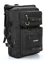 40 L Заплечный рюкзак Походные рюкзаки рюкзак Водонепроницаемый Компактный Черный