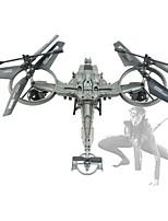 RC vrtulník 4Kanály 6 Osy 5.8G -