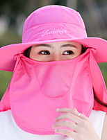 Women 's Summer Outdoor Sunscreen Protection Neck Face Masks of Mountain Biking Anti-fog Haze Sun Hat