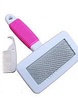 Dog Cleaning Brush Comb Pet Grooming Supplies Waterproof Portable