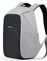 многофункциональный ноутбук backpack17 дюймового бизнес-рюкзаки случайных путешествия полиэстер сумка водонепроницаемая