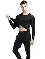 SOBIKE® Homme Course / Running Ensemble de Vêtements/Tenus Séchage rapide Haute respirable (>15,001g) Protectif Printemps Eté Automne