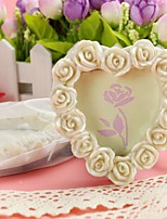 Resin Photo Frame Place Card Holder 8.5*8.5*1.8cm Beter Gifts® Wedding Decoration
