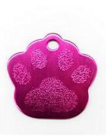 Собака собака метка металлическая табличка