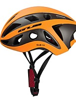 Sports Unisex Bike Helmet 22 Vents Cycling Cycling PC EPS Orange