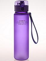 Áspero Exterior Artigos para Bebida, 560 ml Portátil Plástico Água Garrafas de Água