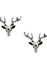 Fashion Women Elk Alloy Earring