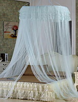 Lace Princess Hanging Mosquito Nets Into The Court Plus High Density Mosquito Nets