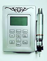 starter tattoo kits 1 rotary machine liner & shader LED power supply