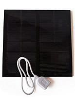 Carregador de bateria do painel solar de liangguang para 3w usb ao ar livre