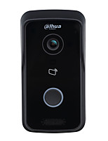 dahua® vto2111d-wp sonnette de porte interphone vidéo 1MP vision wi-fi villa station de plein air nuit à deux voies talk bidirectionnelle