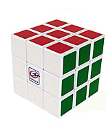 Rubik's Cube Smooth Speed Cube Stress Relievers Educational Toy Smooth Sticker Anti-pop