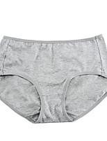 Estampado Un Color Panti Modelador,Algodón