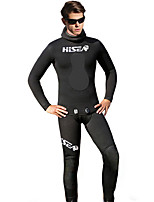 HISEA® Men's 5mm Wetsuit Pants Thermal / Warm Anti-Eradiation Diving Suit Tights Diving Suits-Diving Snorkeling Spring Summer Winter