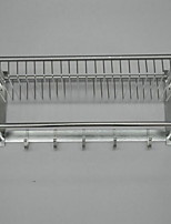 Towel Racks & Holders Modern Rectangle Aluminum