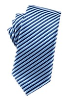 Polyester Silk Casual Arrow Type Tie
